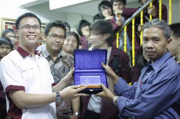 Ulang Tahun Baba Studio ke-7 dan Kunjungan Mahasiswa dan Siswa se-DKI