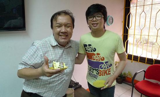 Surprise Ulang Tahun Murid Babastudio.com