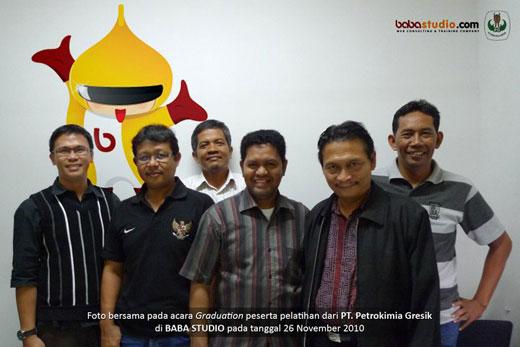Profesional Corporate dari Petrokimia Gresik