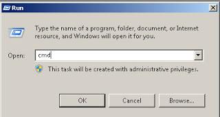Hilangkan Virus di Komputer Dengan Command Prompt