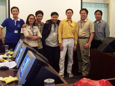Pelatihan Perusahaan di PT Bintang Toedjoe