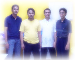 Pelatihan dari BPD Aceh di Baba Studio