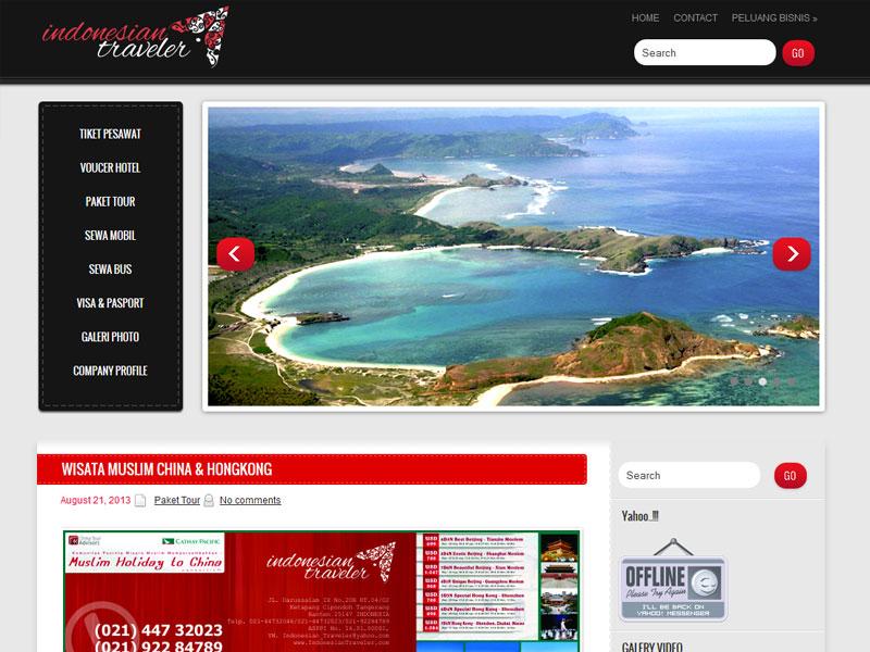 IndonesianTraveler.com | Tour dan Wisata