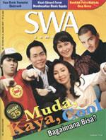 Baba Studio di Majalah SWA