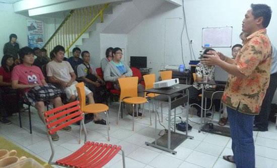 Silaturahmi Antar Staff, Alumni, dan Murid Babastudio.com