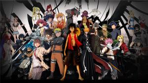 Menonton Anime Online secara legal & gratis