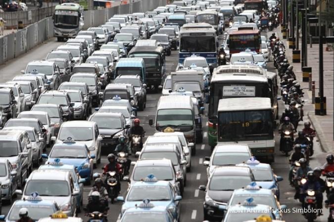 ERP Solusi Kemacetan Di Ibu Kota Jakarta