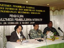 28 Feb S/d 2 Mar 2008 – Pengembangan Multimedia Pembelajaran