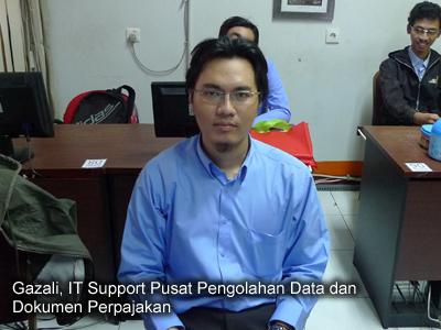 5 karyawan Departemen Perpajakan kursus di Babastudio.com
