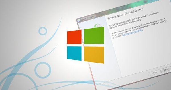 Trik Restore Windows 10 Ke Tanggal Sebelumnya Dengan System Restore