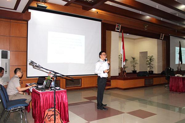 Pelatihan Twitter Di Kementerian Agraria Dan Tata Ruang
