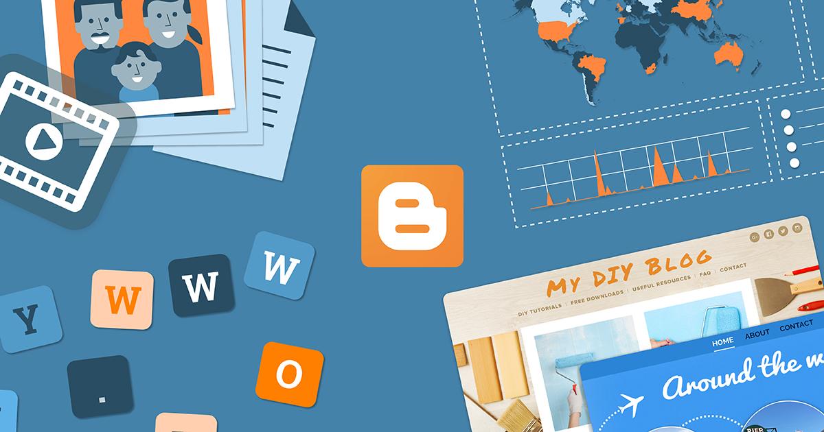 Langkah Sukses Pertama: Setelah Membuat New Blog Pada Blogspot