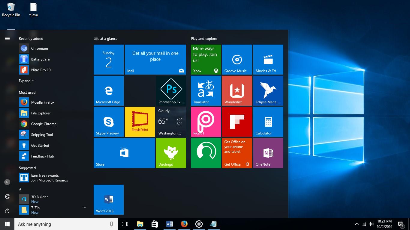 Trik Windows 10 Yang Perlu Kamu Ketahui