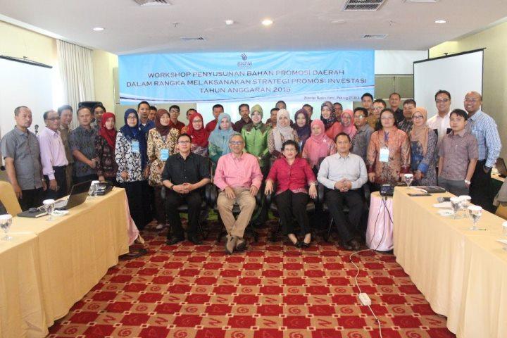 Workshop Promosi Potensi Daerah Untuk Seluruh Kabupaten Di Sumatra