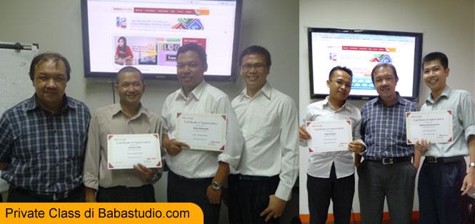 Seminar Pengenalan Website Bagi Para Staff IT