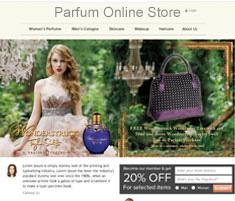 Parfum Online Store