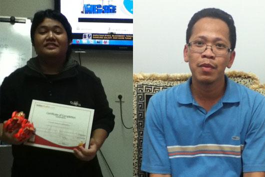 Student Babastudio.com bukan hanya dari Jakarta saja