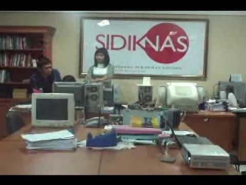 22 Juni s/d 7 Juli 2009 - Pelatihan Flash Master di SIDIKNAS