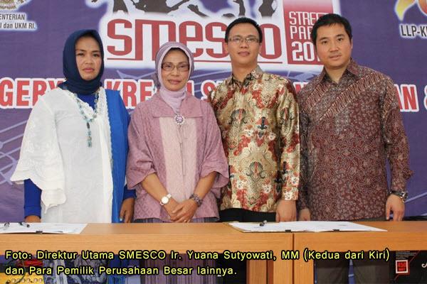 Kerjasama Babastudio.com Dan SMESCO Indonesia