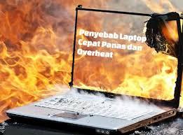 Laptop Anda Panas? Ini Penyebabnya