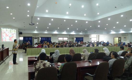 Seminar Babastudio.com di kantor Walikota Tangerang