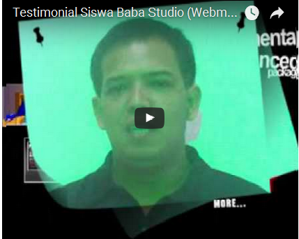 9 Juli 2009 - Testimonial Video Dari Siswa Baba Studio